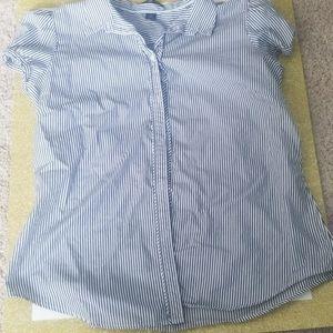 GAP Womans Blouse Shirt